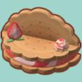 クッキーアイスなソファ