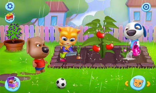 My Talking Tom Friends Mod Apk 3