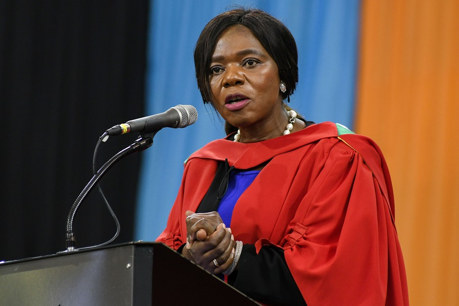 Thuli Madonsela on paying it forward: Without the help of strangers, my education would've ended at grade 10 - SowetanLIVE