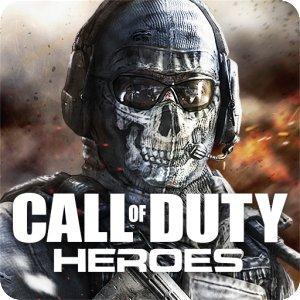 تحميل لعبة ابطال نداء الواجب Call of Duty Heroes مجانا للاندرويد APK