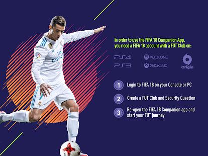 EA SPORTS™ FIFA 18 Companion for PC-Windows 7,8,10 and Mac apk screenshot 10
