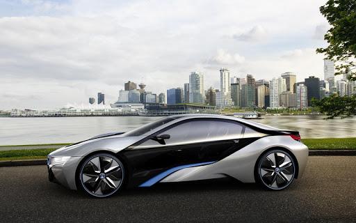 新エネルギー車の壁紙