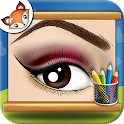How to Draw Makeup icon