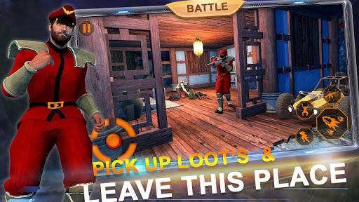 Free Fire Battleground- Firing Squad battle strike 1.0 screenshots 2