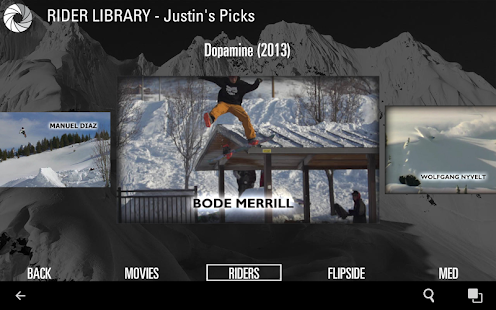 Absinthe Films Snowboarding- screenshot thumbnail