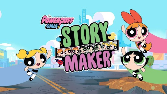 Powerpuff Girls: Story Maker- miniatura screenshot