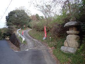 国分寺参道入口