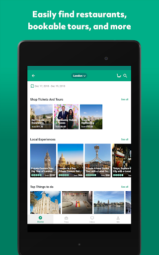 TripAdvisor Hotels Flights Restaurants Attractions 29.0 screenshots 23