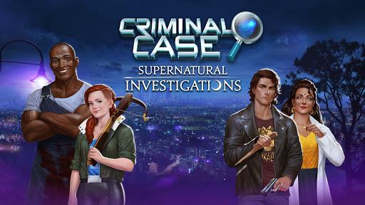 Criminal Case: Supernatural Investigations apkdebit screenshots 1