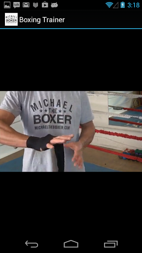 Boxing Trainer 1.0 screenshots 2