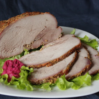 Spicy Cold Baked Pork