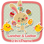 Happy Easter 2 In 1 Theme