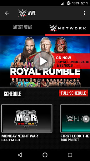 WWE 3.17.4 app download 2
