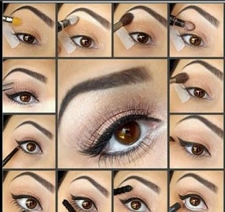 Download Eyeshadow Tutorial For PC Windows and Mac apk screenshot 2