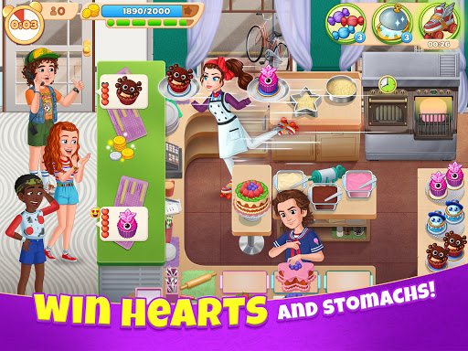 Cooking Diaryu00ae: Best Tasty Restaurant & Cafe Game 1.30.0 screenshots 8