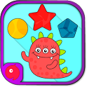 Shapes & Colors Kids Learning Games for Toddlers icon