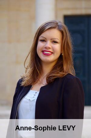 Découvrir le profil d'Anne-Sophie LEVY