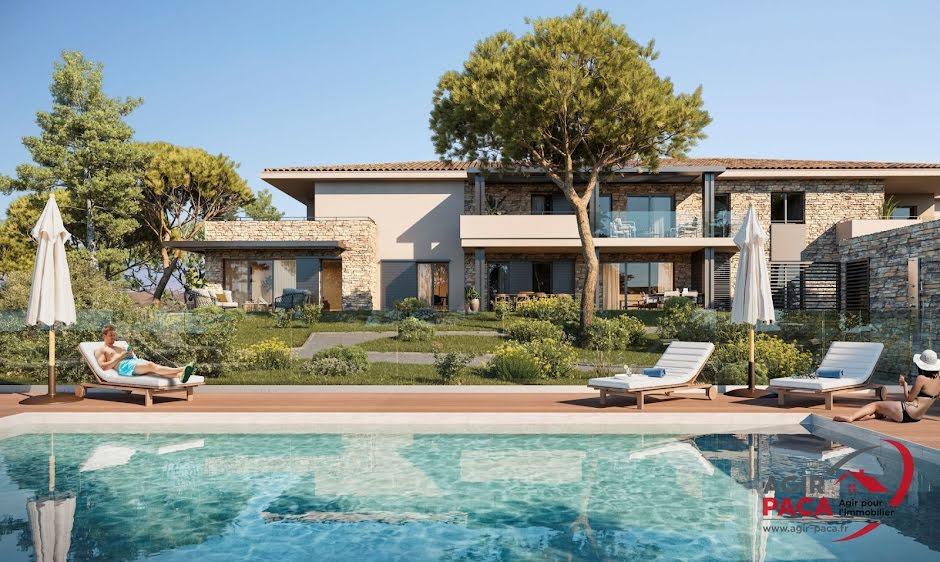 Vente appartement 4 pièces 91.55 m² à Sainte-Maxime (83120), 550 000 €
