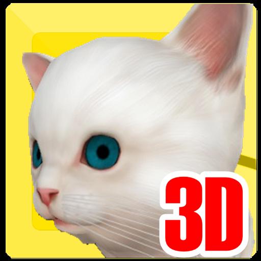 Chamar Gato 3D