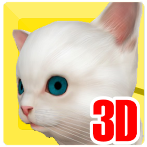 Call 3D Cat screenshot 0