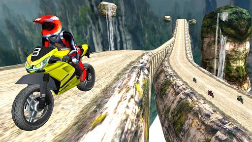 Hill Top Bike Racing screenshots 4