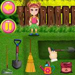 Garden Decoration Game icon
