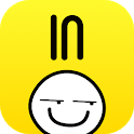INKeyboard- wasticker, emoji keyboard themes icon