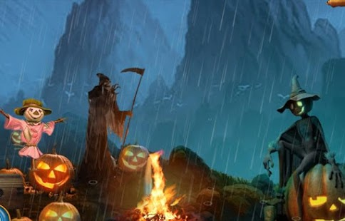 escape game halloween ghost screenshot thumbnail - Halloween Point And Click Games