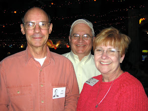 Photo: John Barton, Bill Gremillion, Linda Gremillion