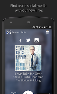 Resound Radio- screenshot thumbnail