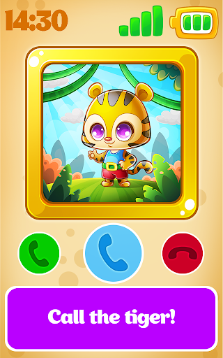 Babyphone for Toddlers - Numbers, Animals, Music 1.5.15 screenshots 4