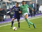 Jorn Vancamp déterminé à percer à Anderlecht