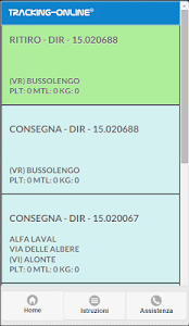 Tracking-Online® Ellebi screenshot 1