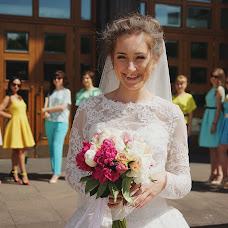Wedding photographer Alena Kislicina (alyolyona). Photo of 12.07.2016