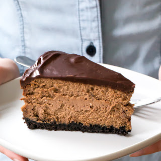 Triple Chocolate Cheesecake Recipes