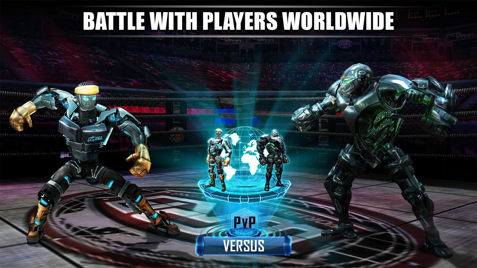 Real Steel World Robot Boxing- screenshot