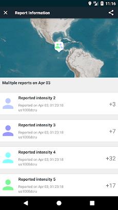 EQInfo - Global Earthquakesのおすすめ画像5