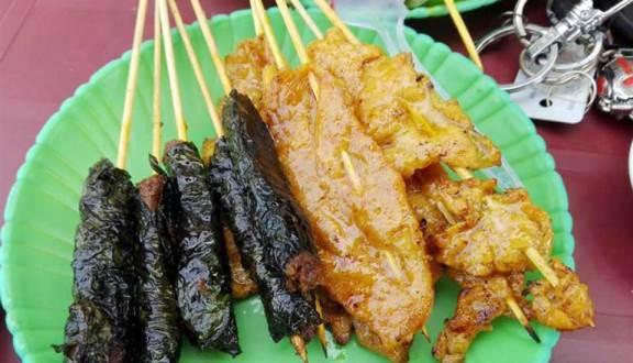 các món ăn vặt Phú Yên