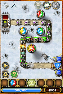 Crystallight Defense HD 2.8.7 MOD for Android 2