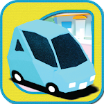 Car Toon Icon