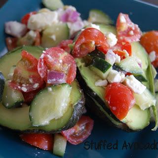 Stuffed Avocados Recipe