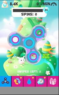 Fidget Rewards Spinner - náhled