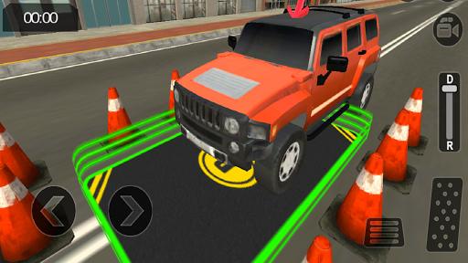 Real Jeep Parking Driving School 1.1 screenshots 2