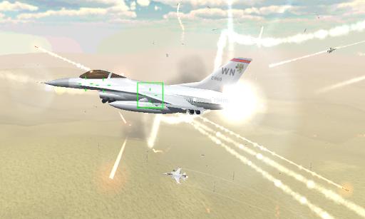 Modern War Air Combat