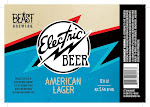 Beast Brewing Company's Electric Beast