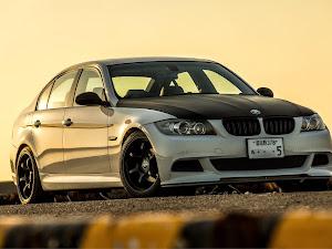 3シリーズ セダン  E90 325i Mスポーツのカスタム事例画像 BMWヒロD28さんの2021年01月22日11:21の投稿