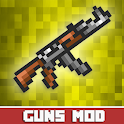 Guns and Weapons Mod for MCPE icon
