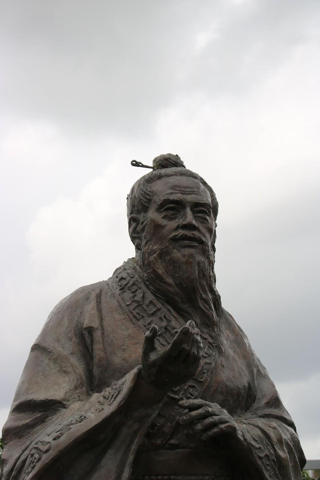 Revolutionary teachers: Confucius