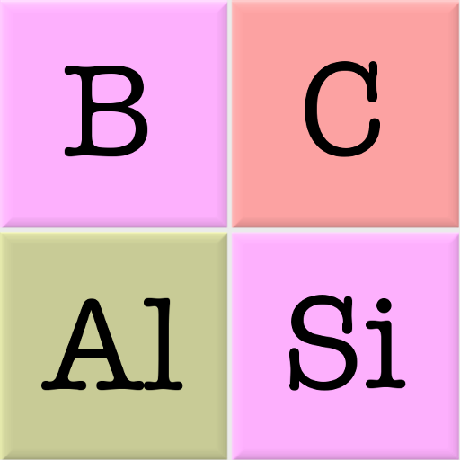 Chemical Elements And Periodic Table Symbols Quiz Apps On