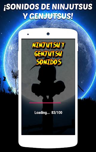 Ninjutsu y Genjutsu Sonidos 1.0 screenshots 1